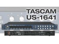 Tascam US-1641 Audio Interface
