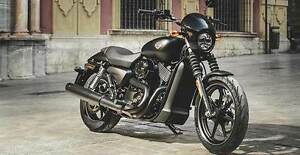 Harley Deal....only 80km on bike