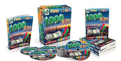 1000 PIPS -Forex Trading System - Metatrader 4
