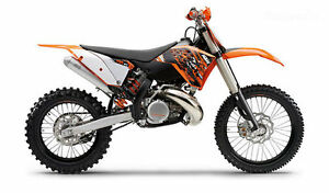 Looking for KTM 300 XC