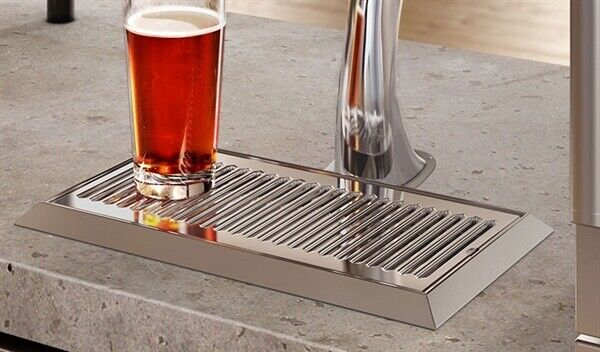 Perlick 67782 Beverage Drip Pan Stainless Steel Polished New