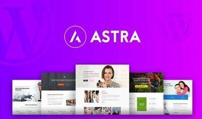 Astra Pro - Wordpress Theme - 100 Original File - Lifetime