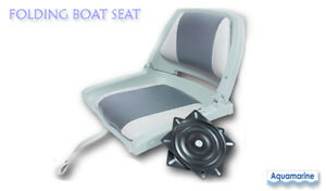 NEW Aquamarine Fold Down Boat Seat with Swivel on Sale, Edmonton