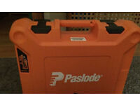 Paslode im360ci with 10 series I gas cans