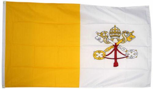 VATICAN CITY FLAG 5