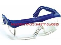 SAFETY GLASSES 75 PAIRS - BRAND NEW