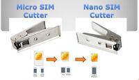Turn Your Regular Standard SIM into Micro SIM or Nano SIM