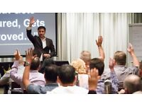 FREE Internet Marketing Workshop in LONDON - November 21-23