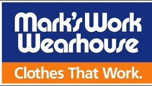 $100 Marks work wearhouse gift card