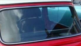 Classic Mini Parts - windscreen seal