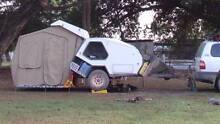 2010 Track Trailer TVAN Ultimate Off Road Camper Trailer CAIRNS Mooroobool Cairns City Preview