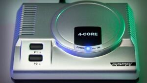 RetroEngine Sigma game console