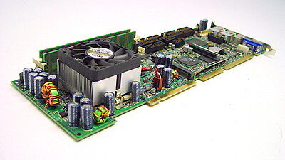 Radisys Avc 6040 0167 Industrial Sbc Single Board Computer