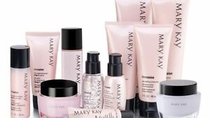 Free Pampering with Mary Kay Cosmetics
