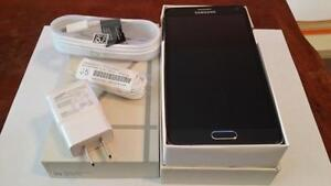 UNLOCKED GALAXY NOTE 4  IN BOX WITH ALL ACCESSORIES, UNLOCKED FO