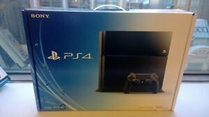 Brand new PS4 w/ games and headset Peterborough Peterborough Area image 1