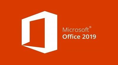 Microsoft Office 2019 Professional Plus Genuine License Key - (32/64) Bit