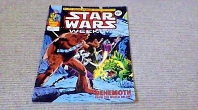 Corgi Star Wars (STAR WARS UK WEEKLY No 19 MARVEL COMICS JUN 1978 HAN SOLO CHARLIE'S ANGELS CORGI)