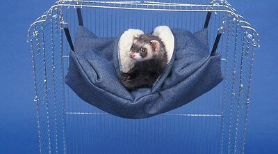 Sheppard & Greene Ferret Rat Cage Sleeping Bed Hammock Sleep Sack