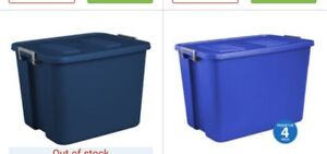 Need free moving storage boxes of anytype