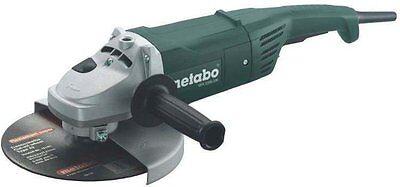 Metabo Winkelschleifer WX 2200-230 / 2200 Watt m. Anlaufstrombegrenzer / 230 mm