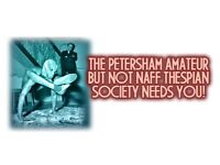 The Petersham & Ham Amateur But Not Naff Thespian Society seeks talent