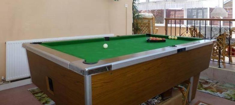 Pub Style Pool Table Also