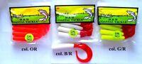 H&h Curltail Grub 19 Cm Colore Or Arancio Speciale Siluro Luccio -  - ebay.it