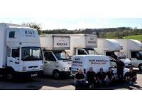 Raff - Removals and Storage, Man and van, driver and van, removals company, Northamptonshire
