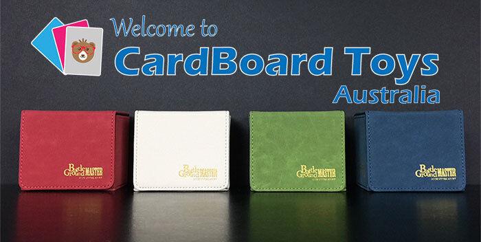 CardBoard Toys Australia