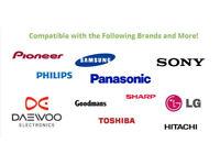 """Universal High Quality TV/Monitor Wall Bracket fits 26""""to 55"""" Slim LCD/LED/Plasma"""