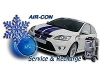 Car Air Conditioning Mobile Service & Recharge