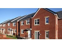 Stoke on Trent 4 bedrooms semi/furnished house