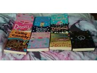 7 Cathy Cassidy Books