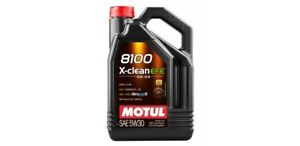 ON SALE!!! MOTUL 8100 X-CLEAN SAE 5W30