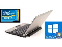 Intel Core i5 HP Elitebook 2540P Laptop - Windows 7