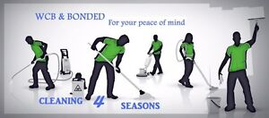 Residential & Commercial Cleaning 4 Seasons