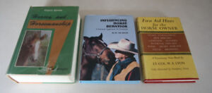 3 Books For Horse Owners