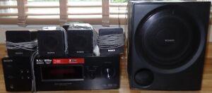Sony STR KG700 5.1 800 wattsSurround Sound Receiver
