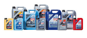 *** QUICK SALE *** liqui moly oil