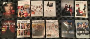 TV Series Boxsets- some brand new sealed