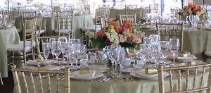 Montreal Wedding Decoration rentals