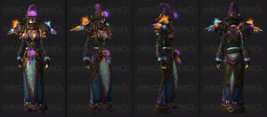 Looking to Buy warcraft account with mage pandaria CM set