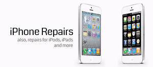 iPhone LCD repair starting from $49 (10 min service)