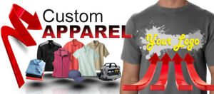 Custom Apparel printing & Uniforms for Men, Women & Children