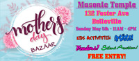 Mother's Day Bazaar!