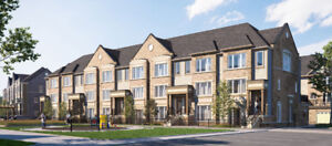Last chance to own towns from mid $300,s in Brampton. Buy w/5%