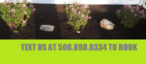 Wanted clients with large landscaping jobs they need done$115.00
