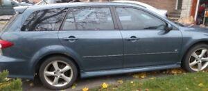 2005 Mazda Mazda6 GT Wagon