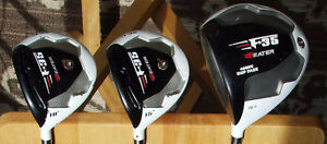 Heater F-35 Slice Stopper Driver, 3, 5 Wood Set (LH) - $150.00